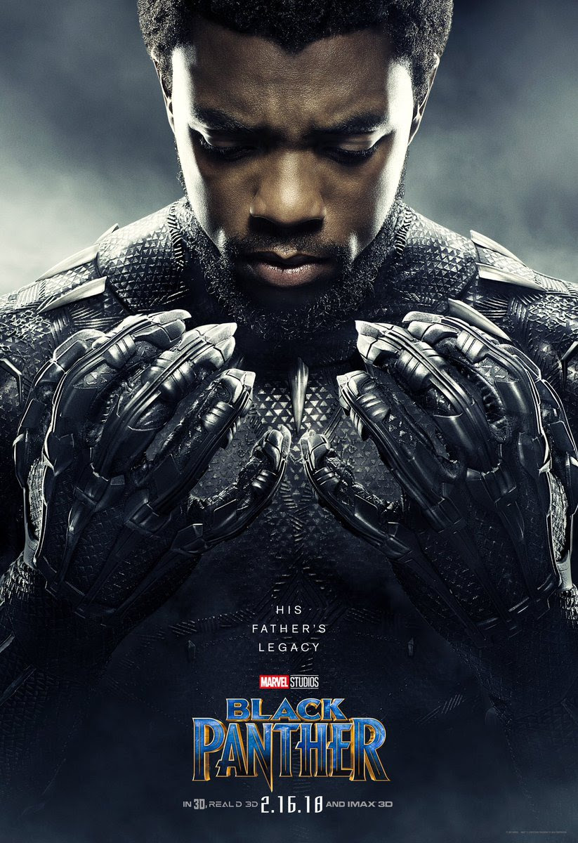 Extra Large Movie Poster Image for Black Panther (#4 of 23)