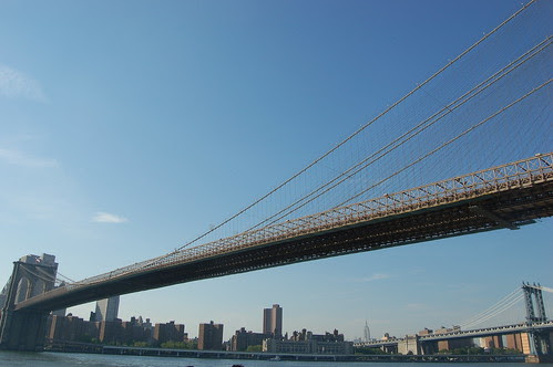 Brooklyn Bridge Span