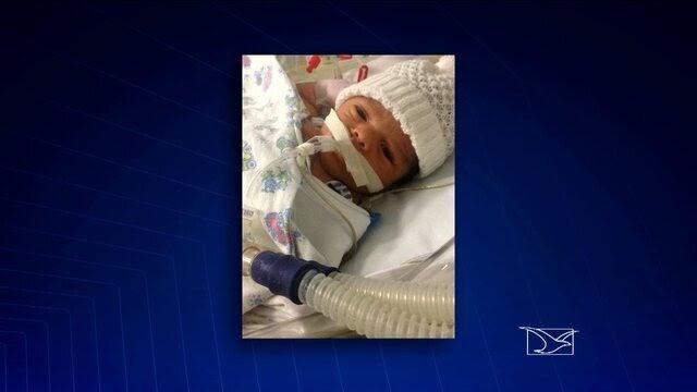 Estado recorre e adia tratamento de bebê que corre risco de morte