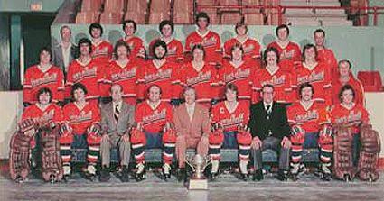 1975-76 Nova Scotia Voyageurs