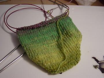 noro sock1