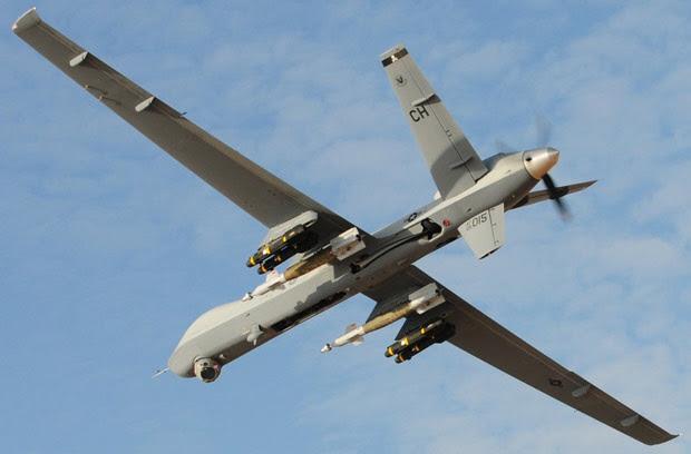 É comum associar drones com suas aplicações militares e de vigilância (Foto: Reprodução/Wired.com)