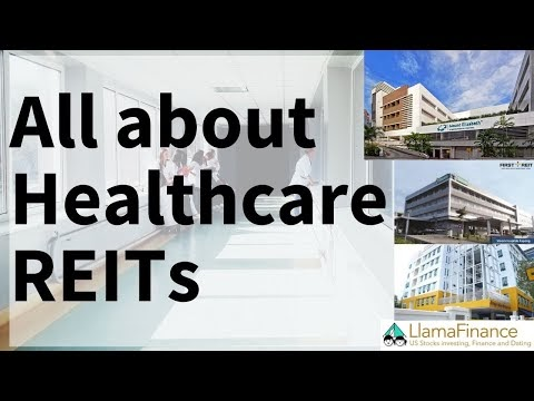 New episode on Healthcare REITs is up!