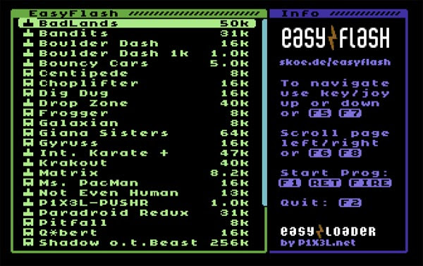 EasyFlash - 1
