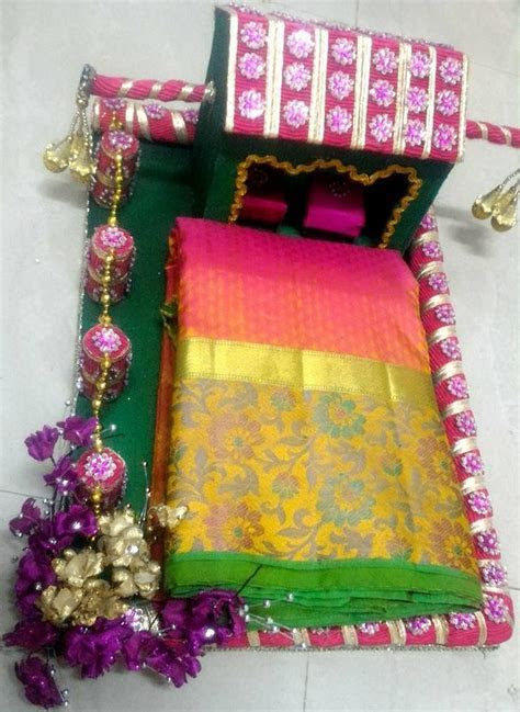 17 Best images about SAREE PACKING on Pinterest   A smile