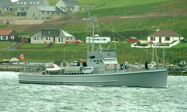 Hitra / scheepvaartwest - Hitra - IMO 9413652