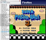 FireNes: Emulador de nes no firefox