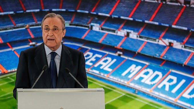 """Super League-preses Perez: """"Niet voor rijke clubs, maar om voetbal te redden"""""""