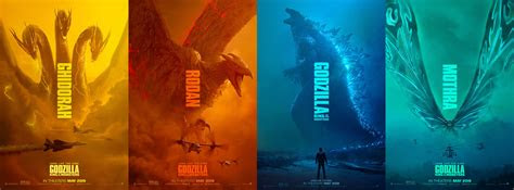 ultra wide wallpaper   godzilla posters