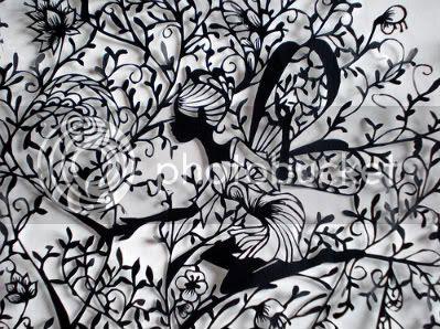 Hina aoyama Lace-cut Creation 5