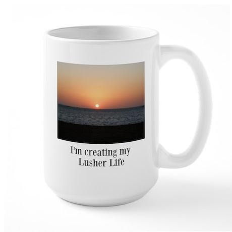 Sunrise Lusher Life Mug
