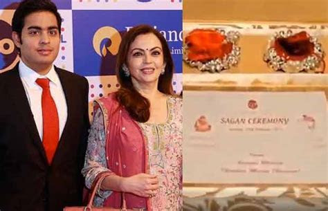The Mystery of Akash Ambani's EXPENSIVE Wedding Card