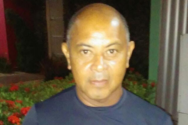 Sargento Jailson Cipriano da Silva, de 54 anos, foi morto a tiros