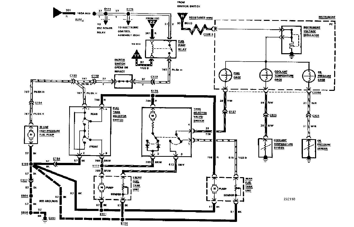 F3a631 Ford F 250 Wiring Schematic For 1983 Wiring Resources