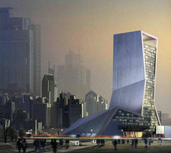 2466 beijing television cultural center 14 Futuristic Building Designs in China