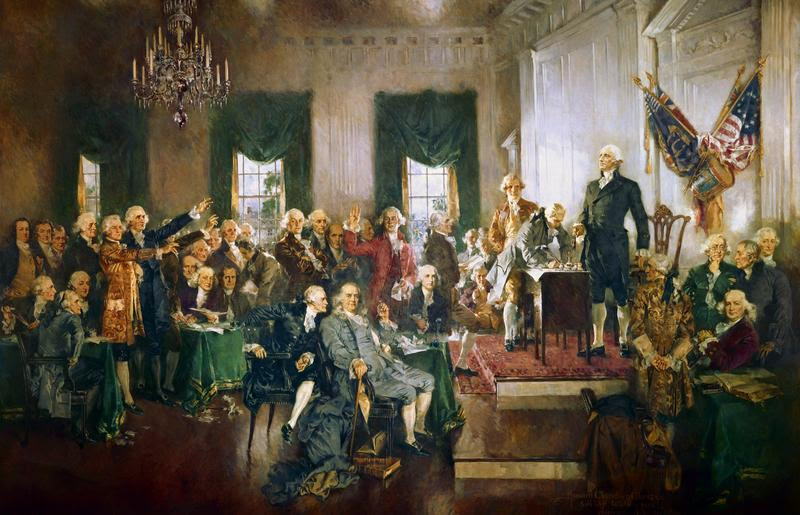 Tennessee could be the fifth state to approve a constitutional convention like the one that took place in Philadelphia in 1787.