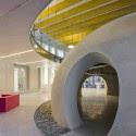 Pontivy Media Library / Opus 5 architectes © Luc Boegly
