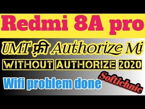Redmi 8A pro-(olivewood) mi account file free | Redmi 8A Dual mi account frp remove by softichnic