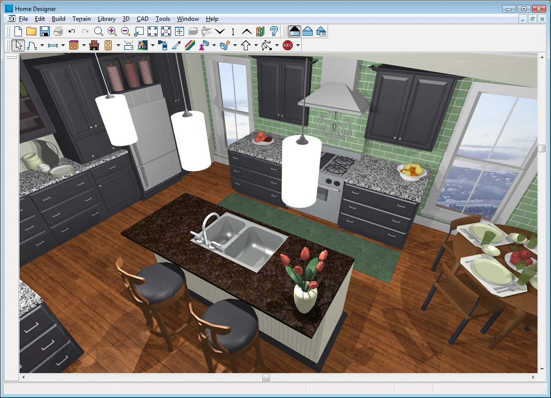 Home Design Software - Home Designer Essentials