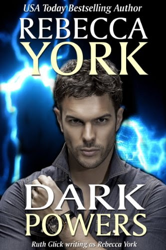 DARK POWERS (Decorah Security) by Rebecca York