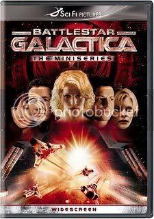 Battlestar Galactica Miniseries