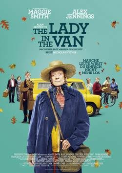 The Lady in the Van Filmplakat