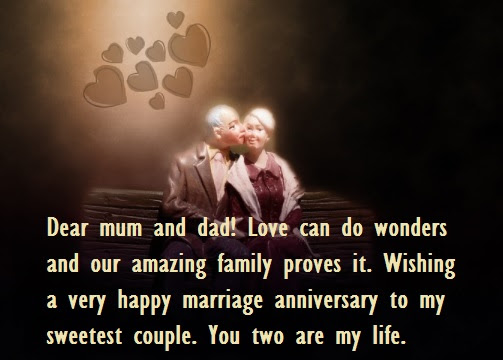 Wedding Anniversary Wishes Quotes Images For Parents Best Wishes