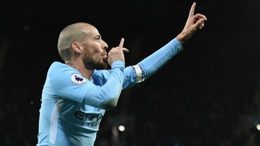 Man City Have Announced Plans For A David Silva Statue At Etihad Stadium