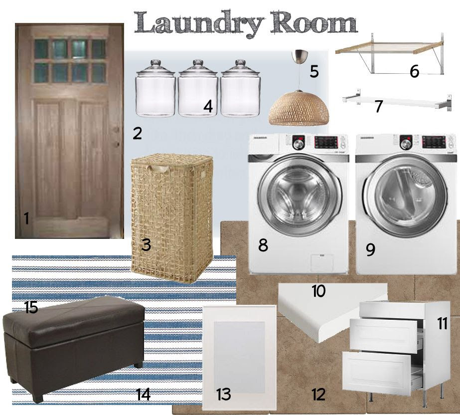 DIY Laundry Room – Tiling | Bower Power