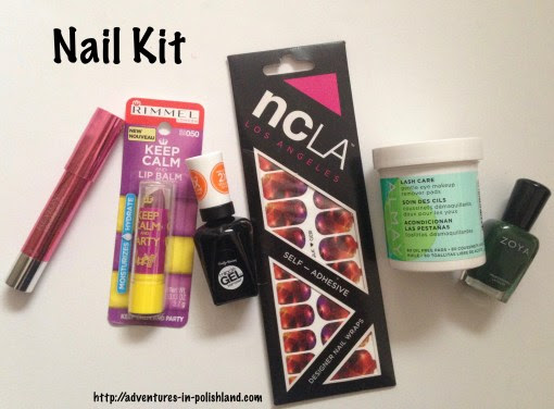 4th Annual New Year's Eve Manicure Contest   Nail Kit Prize Pack