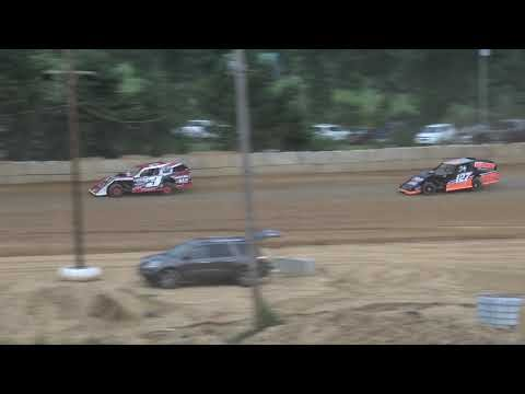 Jackson County Speedway | 6/18/21 | Modified Heat 2