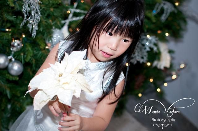 Today Jan 9,2012, My baby is growing into such a little girl. We still have Christmas up 'round our house.