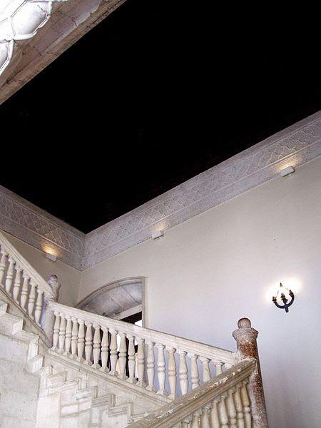 Archivo: Peñaranda de Duero - Palacio de los Condes de Miranda 5.jpg