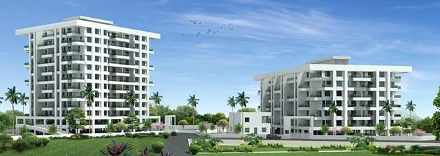 Woods Royale Kothrud Pune A & B Building
