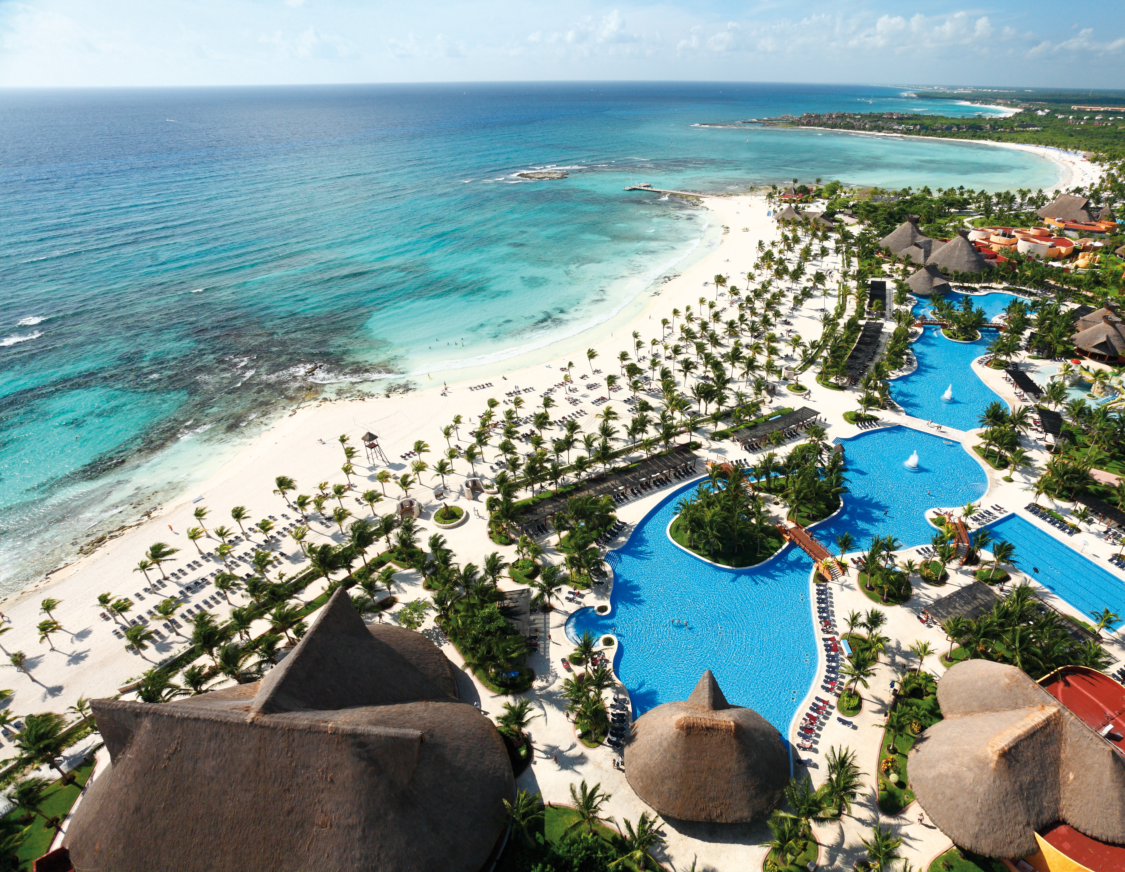 Barcelo Maya Beach Resort Engages Guests with EcoFriendly