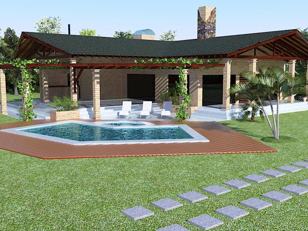 Casas de madera prefabricadas cuanto vale construir una casa for Cuanto sale hacer una piscina en chile