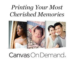 300x250 CanvasOnDemand banner