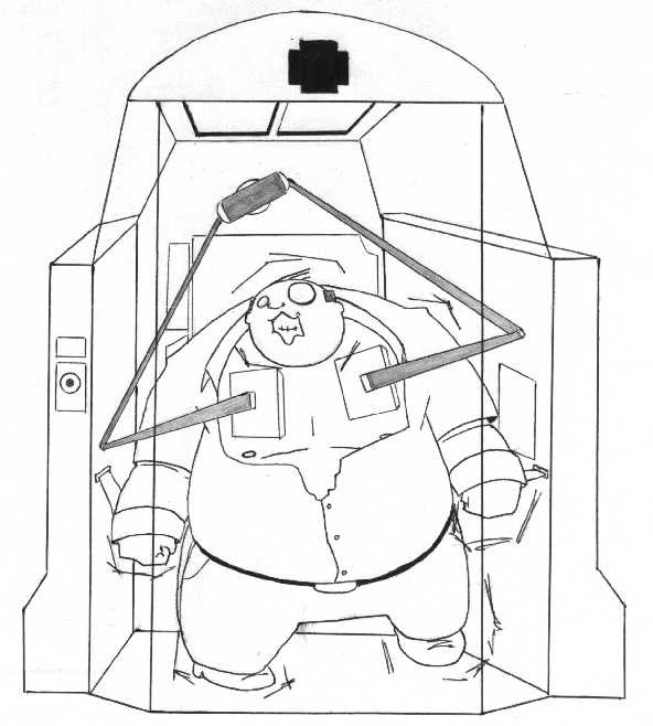 Obesidad Dibujos Para Imprimir Imagui