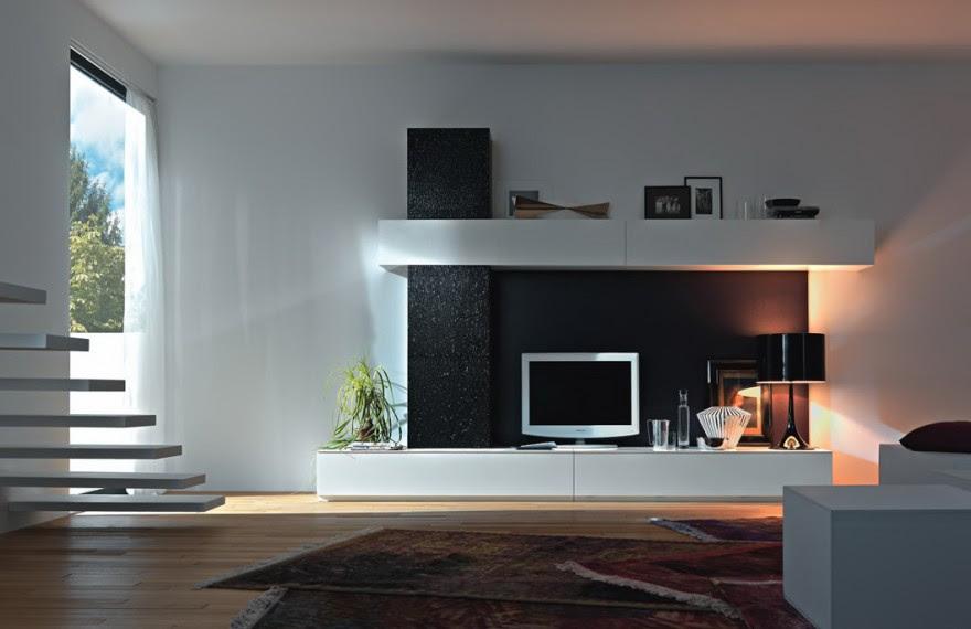 40 Contemporary Living Room Interior Designs - ArchitectureArtDesigns.