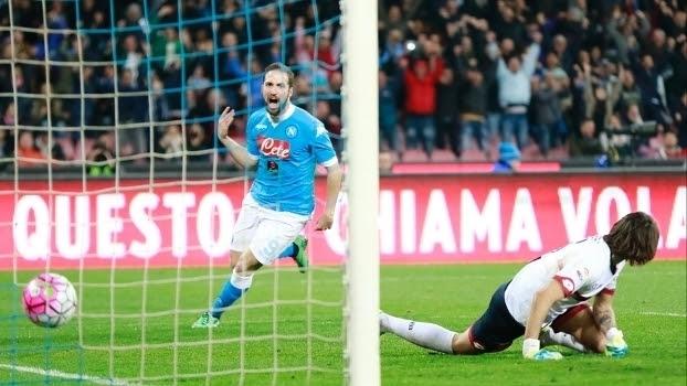 Genoa x Napoli