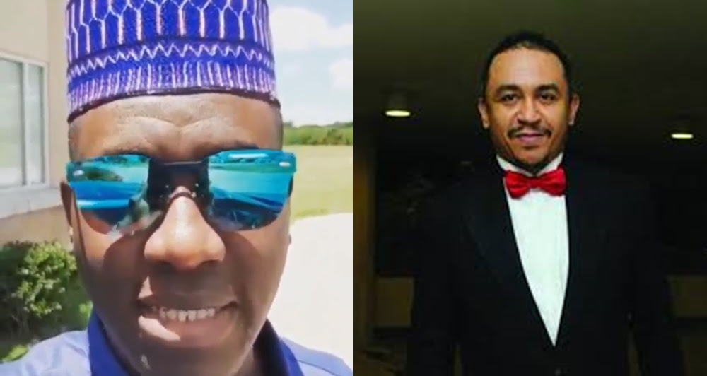 Daddy Freeze blasts Leke Adeboye for saying Nigerians should stop begging the Church & return to trade by batter system