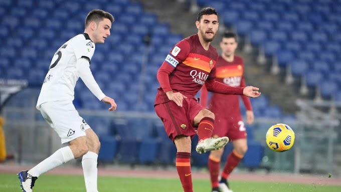 «Рома» -« Специя»: счет матча 2:4, обзор голов — Футбол