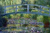 <p>'Le Bassin Aux Nympheas', de Claude Monet</p>