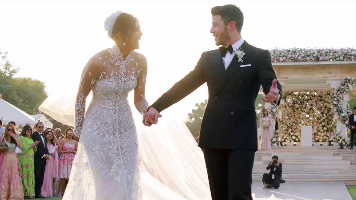 Priyanka Chopra And Nick Jonas Wedding Video