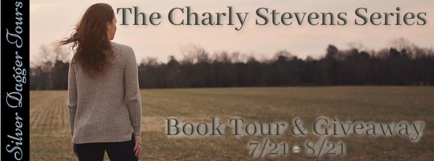 The Charley Stevens Series Book Tour + Amazon Giveaway