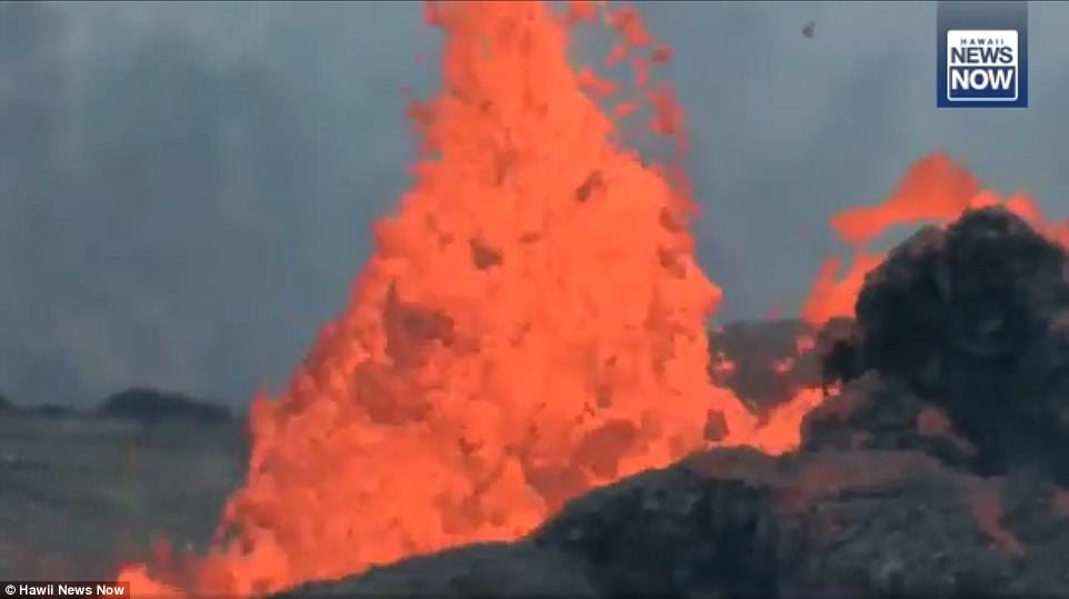 The Kilauea volcano has been erupting for more than two weeks now, forcing thousands of residents to flee their homes