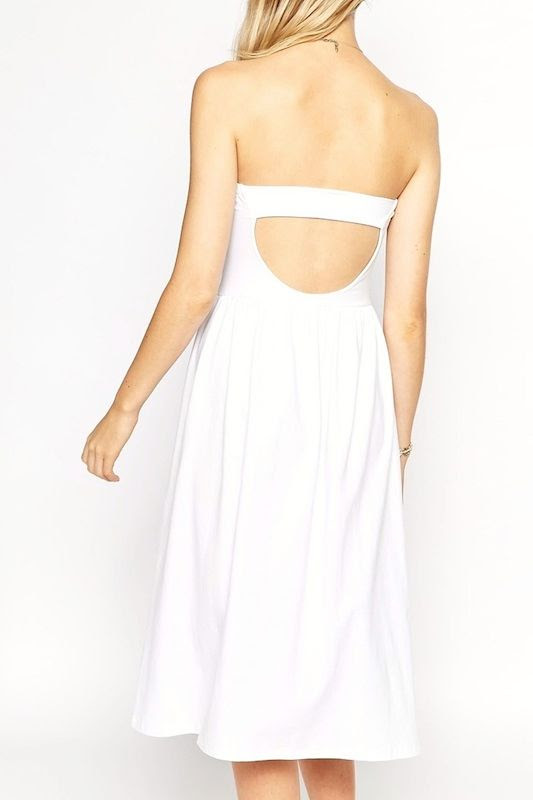 Le Fashion Blog Asos Cut Out Back Bandeau White Summer Dress Under 50 Affordable Style photo Le-Fashion-Blog-Asos-Cut-Out-Back-Bandeau-White-Summer-Dress-Under-50-Affordable-Style.jpg