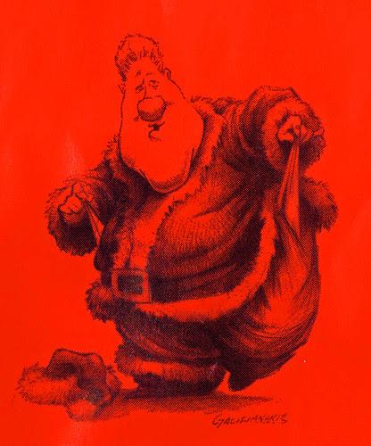 Capital Christmas - Nick Galifianakis