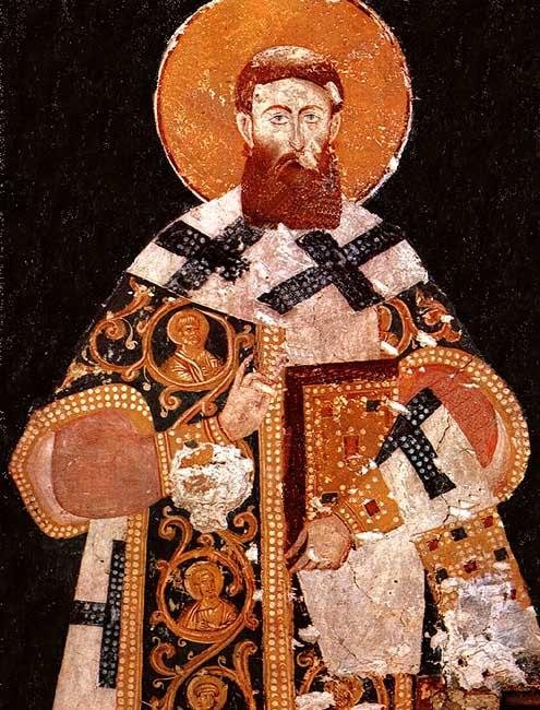 IMG ST. SABBAS II, Archbishop of Serbia