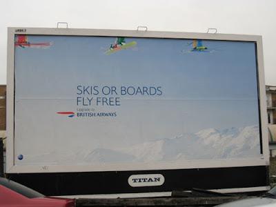 En British Airways no se enteran de nada